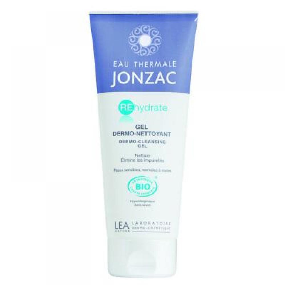 EAU THERMALE JONZAC Bio gel dermo-čisticí 200 ml