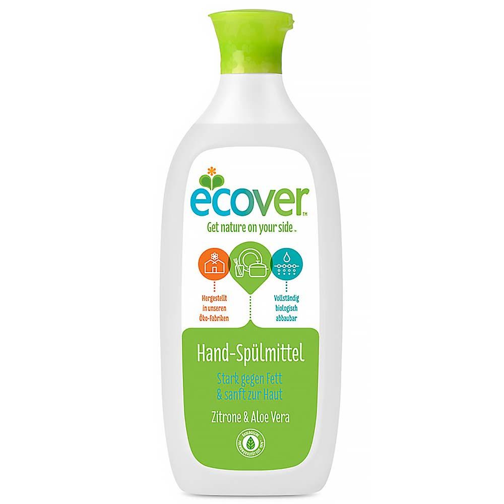 ECOVER přípravek na mytí nádobí citron 500 ml