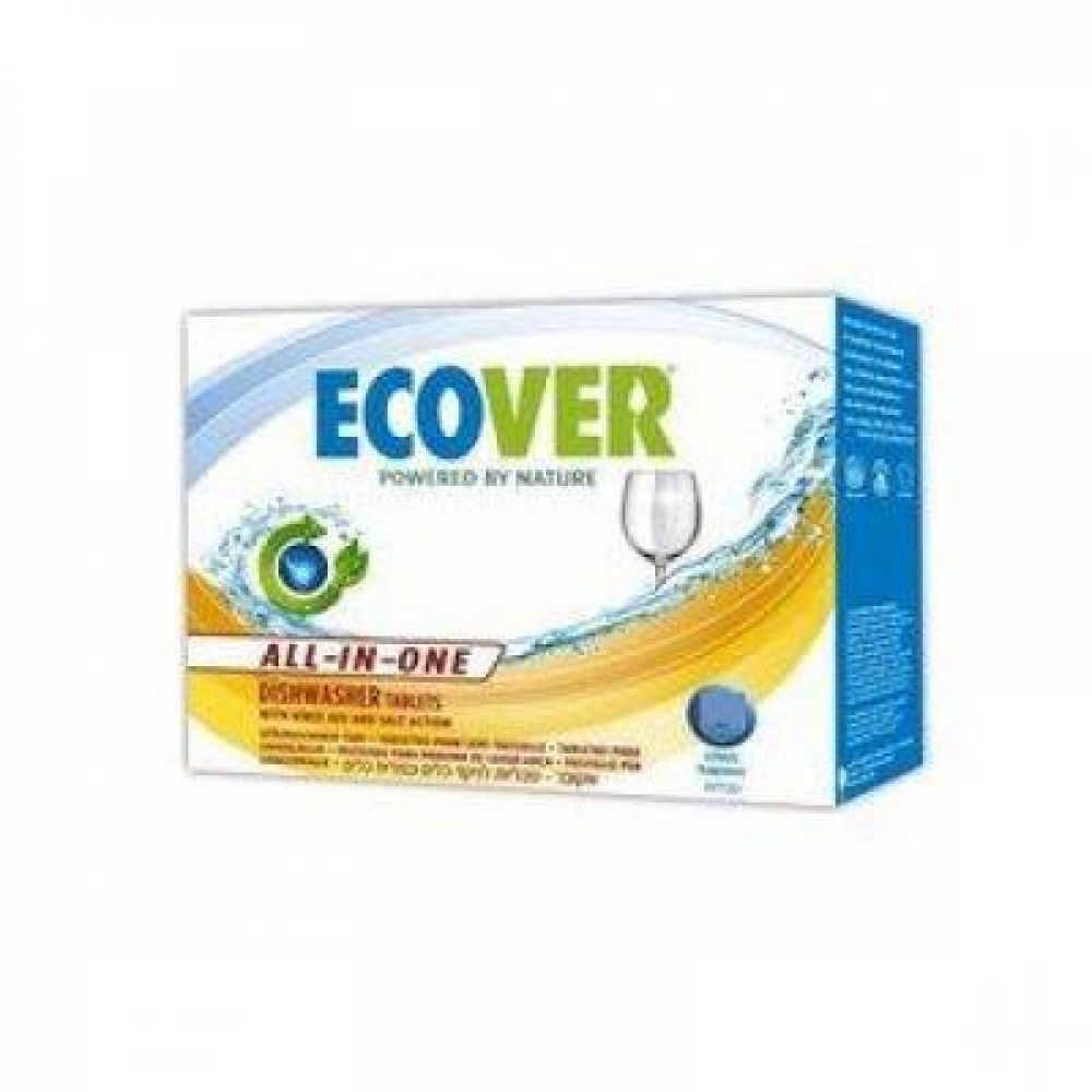 Ecover Tablety do myčky All in one 1,4 kg