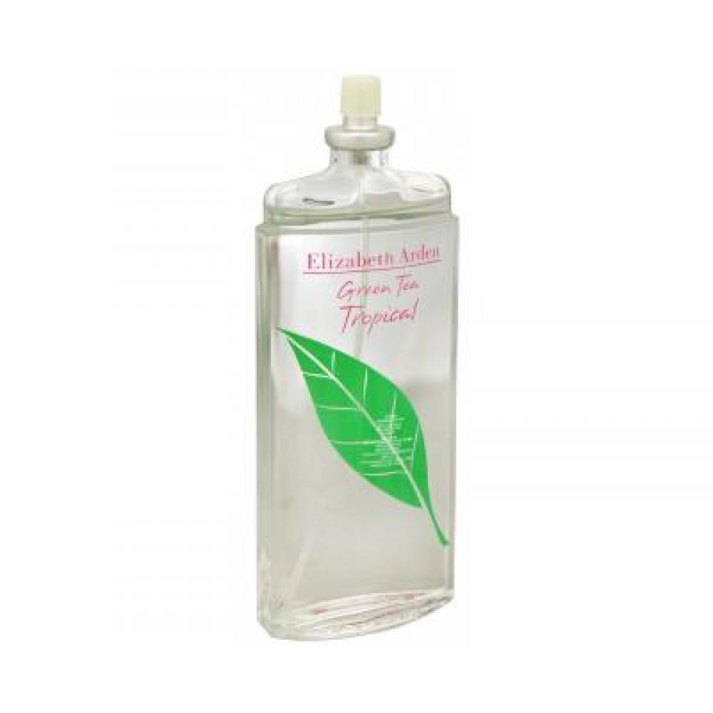 Elizabeth Arden Green Tea Tropical - toaletní voda s rozprašovačem TESTER 100 ml