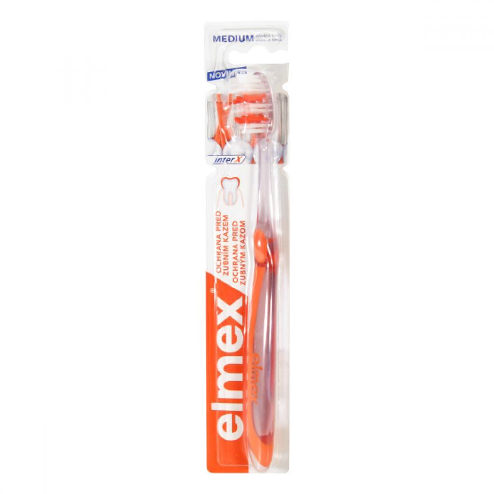 ELMEX zubní kartáček medium