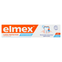 ELMEX Caries Protection Whitening Zubní pasta 75ml