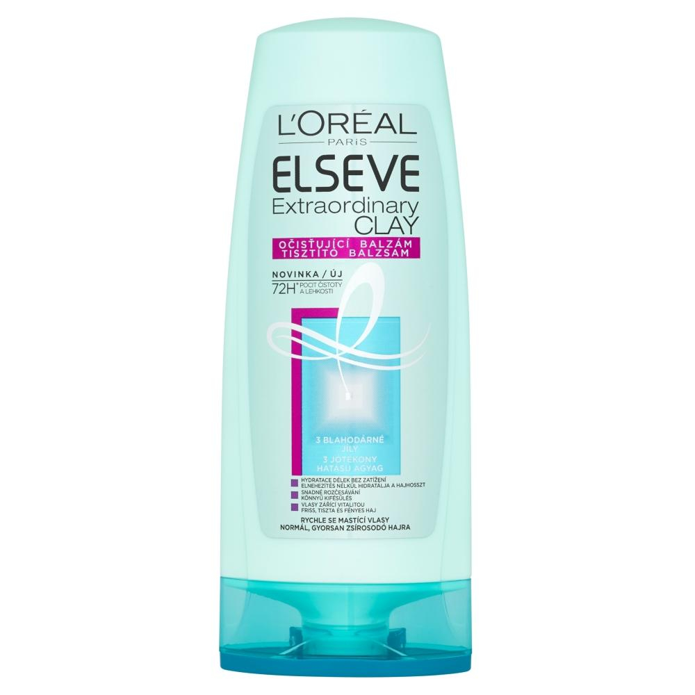 L'ORÉAL Elseve Extraordinary Clay balzám 200 ml