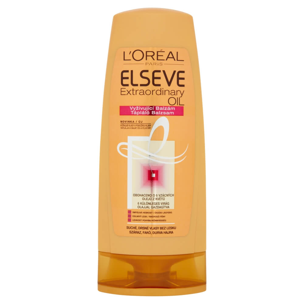 ELSEVE Extraordinary Oil balzám na vlasy 200 ml