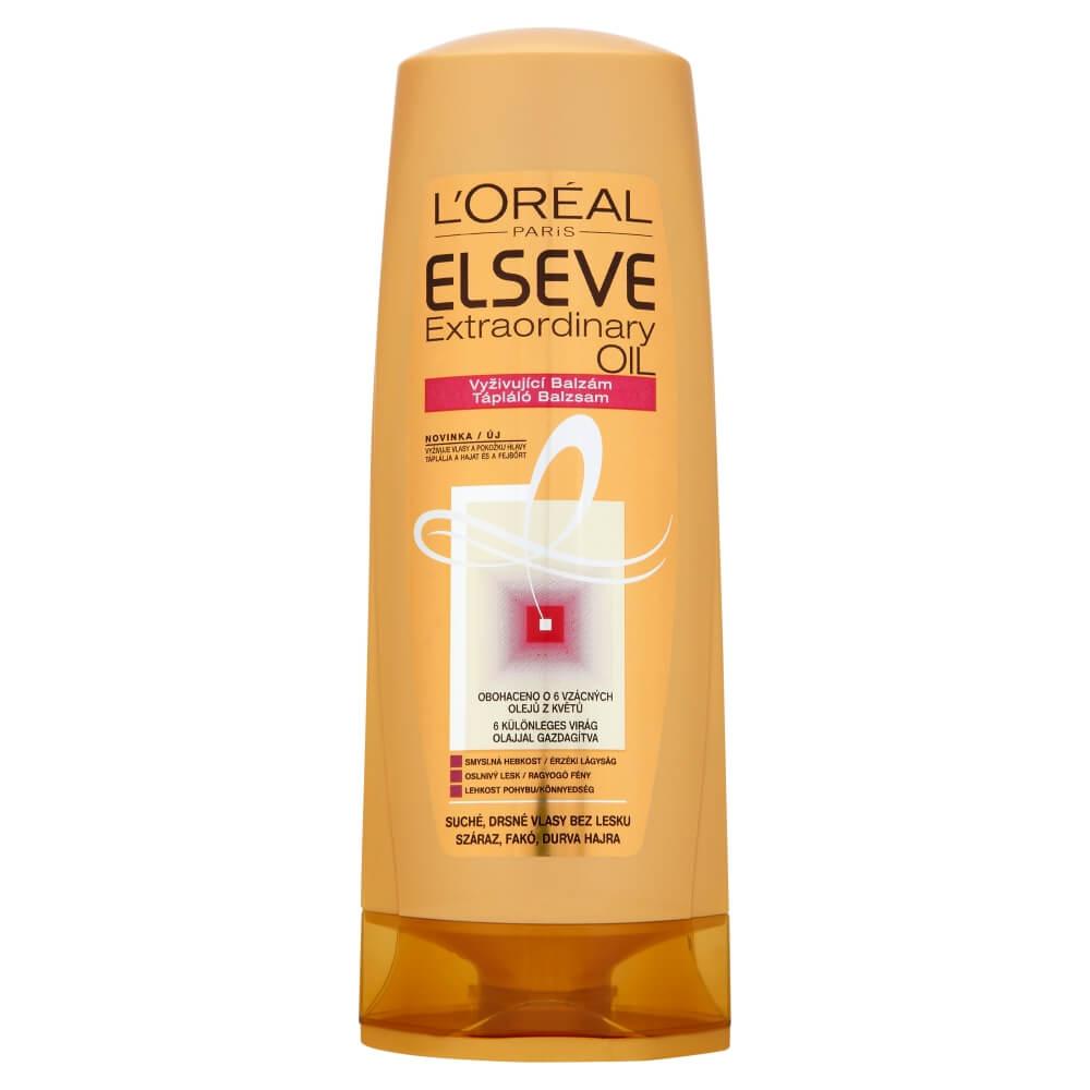 ELSEVE Extraordinary Oil balzám na vlasy 400 ml