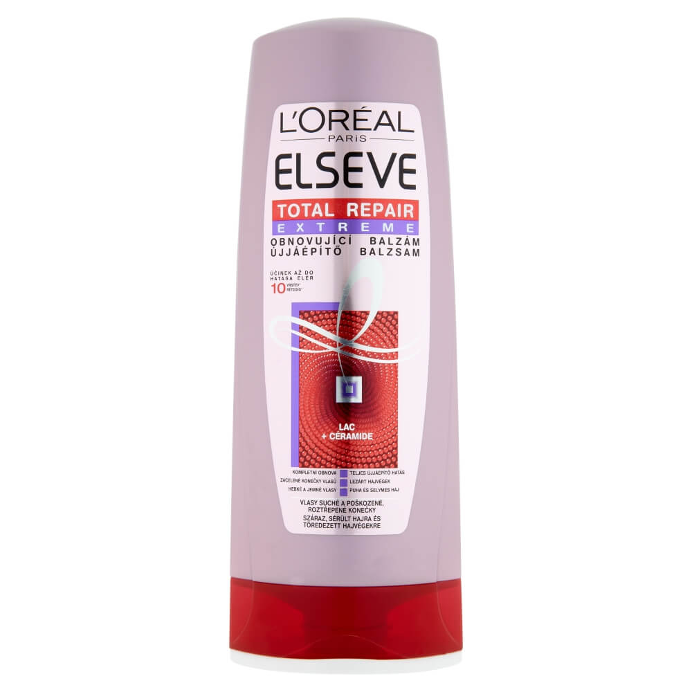 ELSEVE Total Repair Extreme balzám na vlasy 400 ml