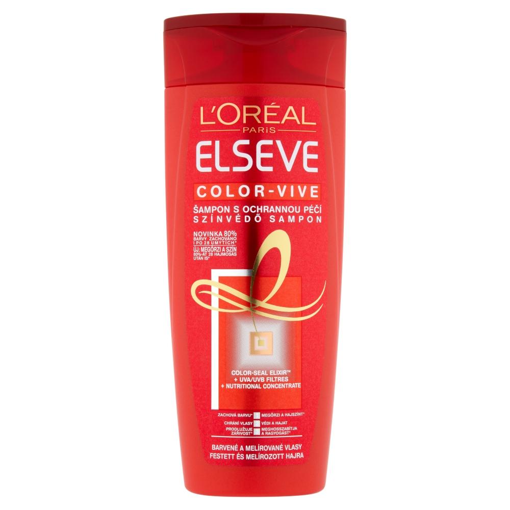 Loréal Elséve Color Vive šampon 250 ml