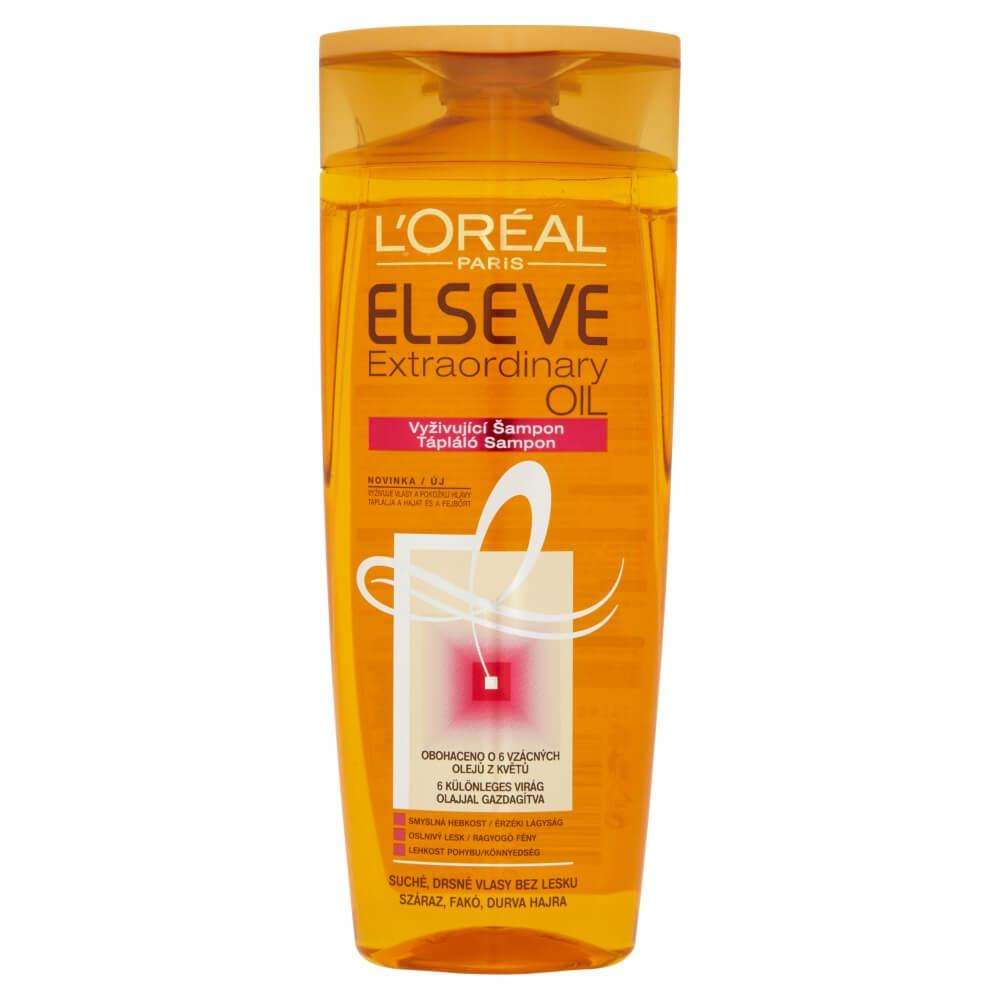 ELSEVE Extraordinary Oil šampon na vlasy 250 ml