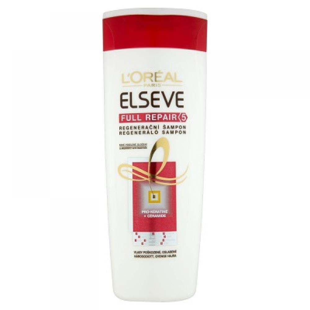 L ORÉAL ELSEVE Total Repair 5 Šampon na vlasy 400 ml - Lékárna.cz 1fb958f954a