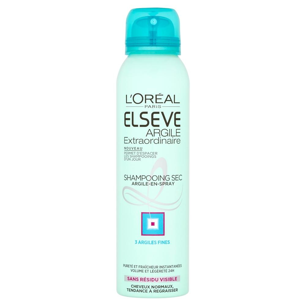 ELSEVE Extraordinary Clay suchý šampon na vlasy 150 ml