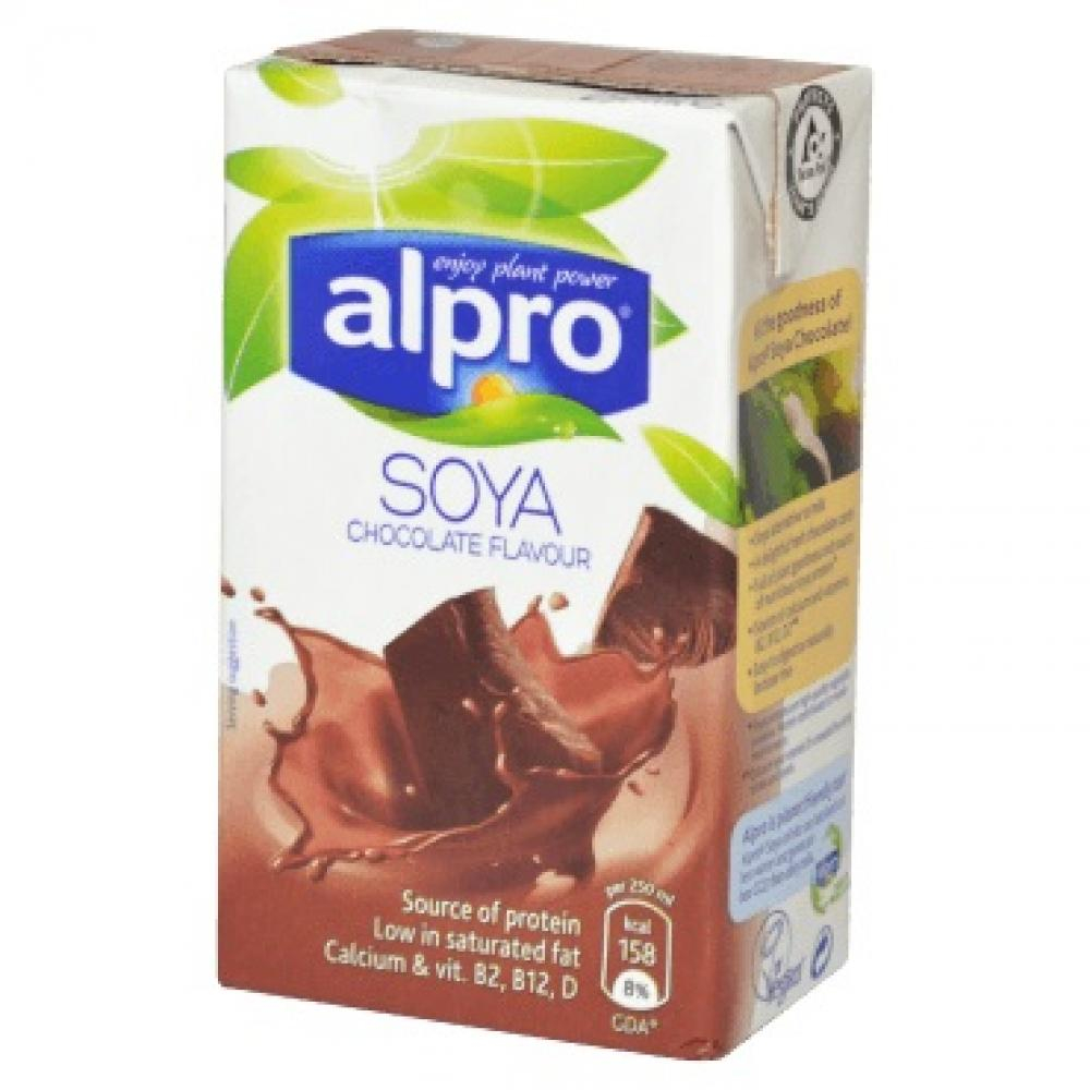 EMCO Sojový nápoj čokoládový 250 ml