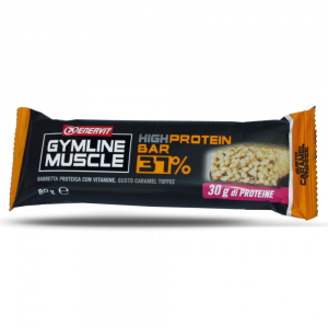 ENERVIT Power Sport Protein Bar 37% karamel 80 g