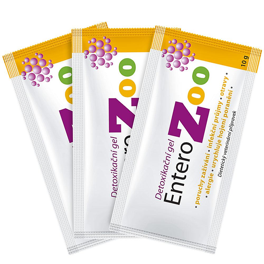 Entero ZOO detoxikační gel 10 g