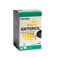 ENTEROL 250 mg 10 tobolek