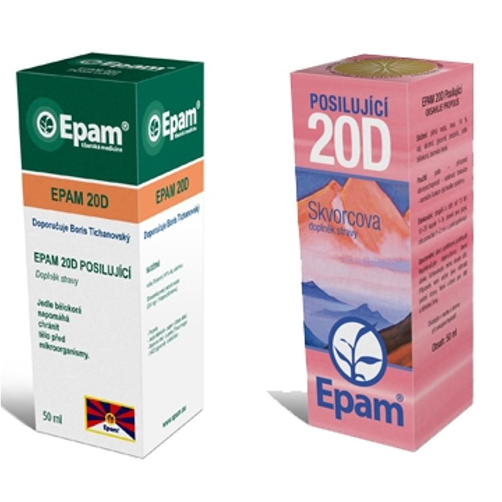 EPAM 20 D - posilující 50 ml