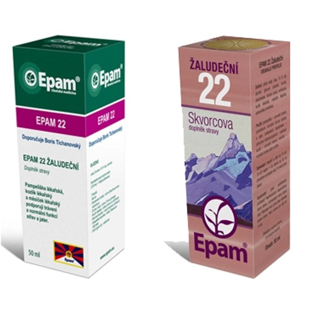 EPAM 22 - žaludeční 50 ml