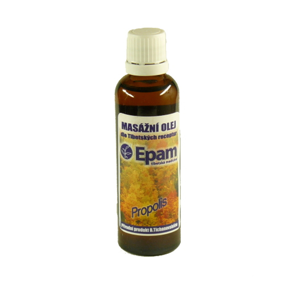 EPAM Olej propolisový 50 ml