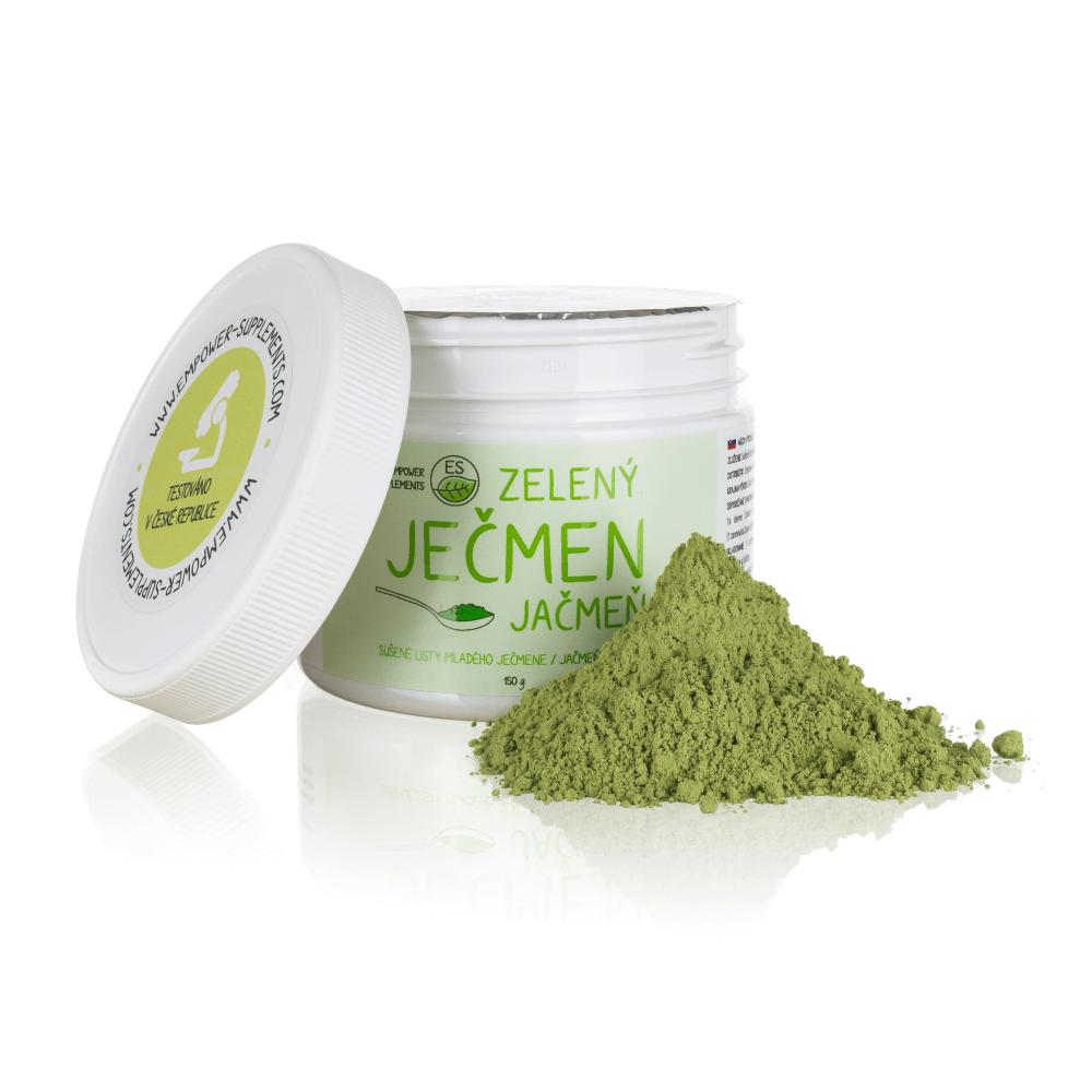 ES Zelený ječmen 200 g