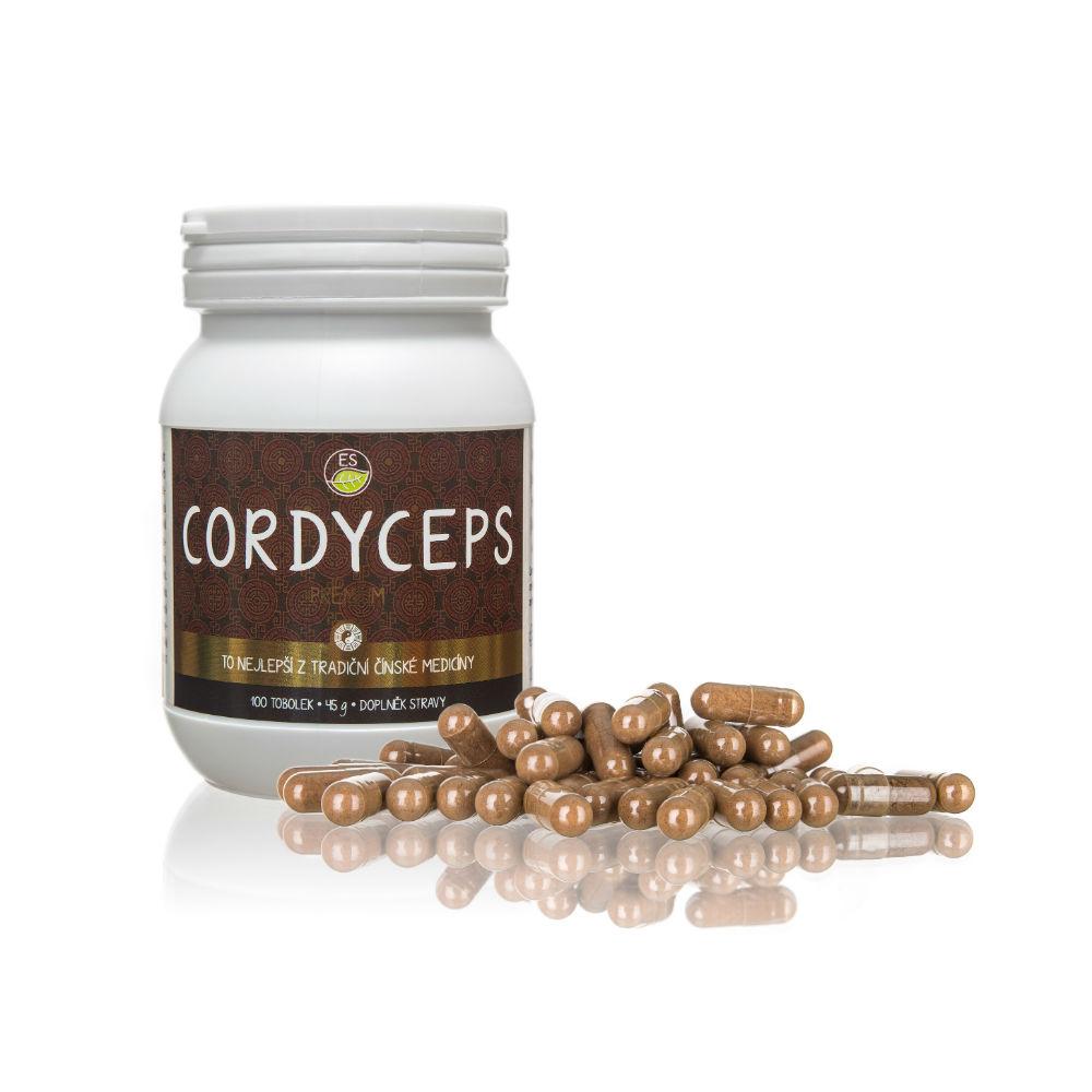 ES Cordyceps PREMIUM extract 45 g