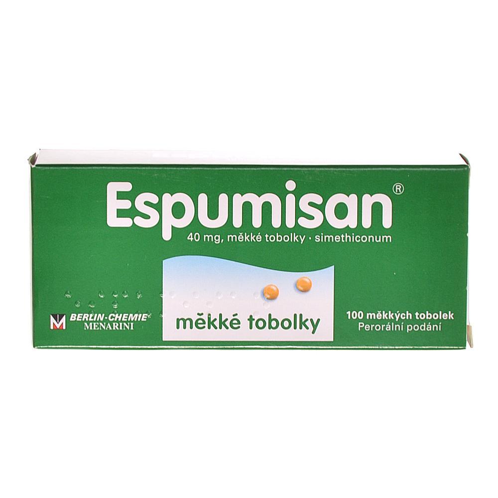 ESPUMISAN 40 mg 100 tobolek