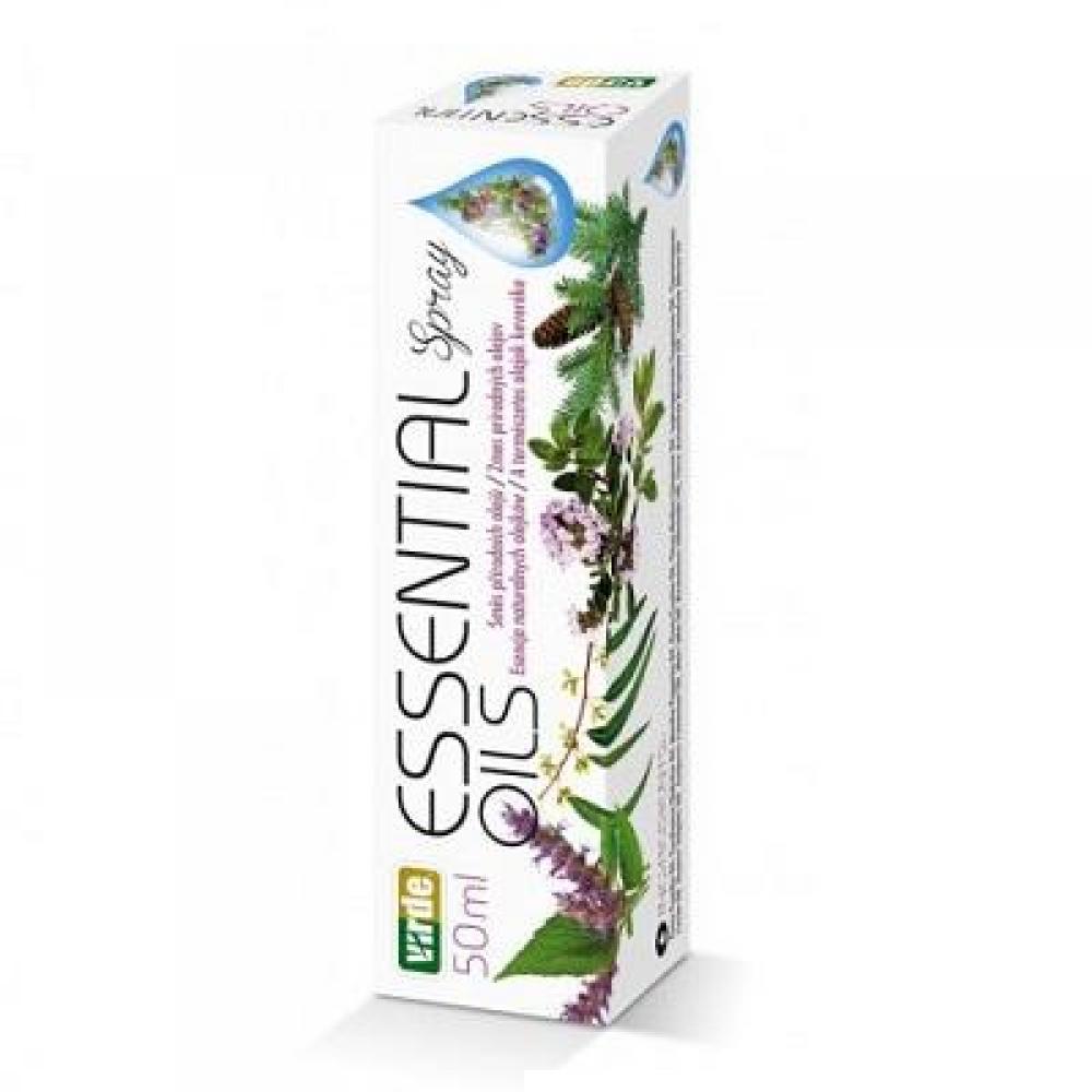 VIRDE Essential Oils Spray 50 ml