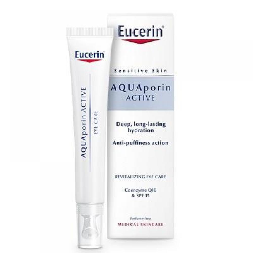 EUCERIN Hydratační oční krém AQUAporin ACTIVE 15 ml