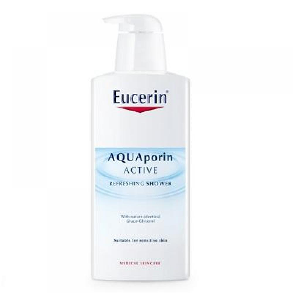EUCERIN Sprchový gel AQUAporin ACTIVE 400 ml