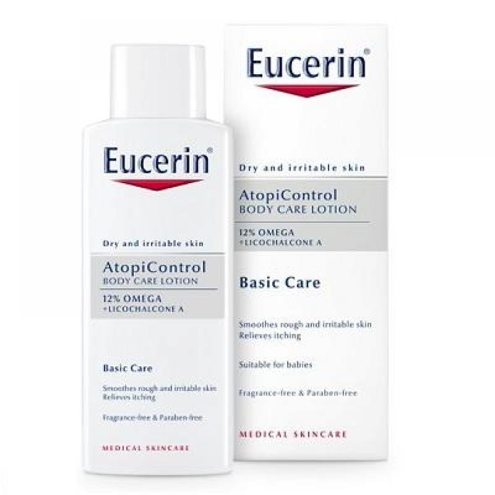 EUCERIN AtopiControl Tělové mléko 250 ml