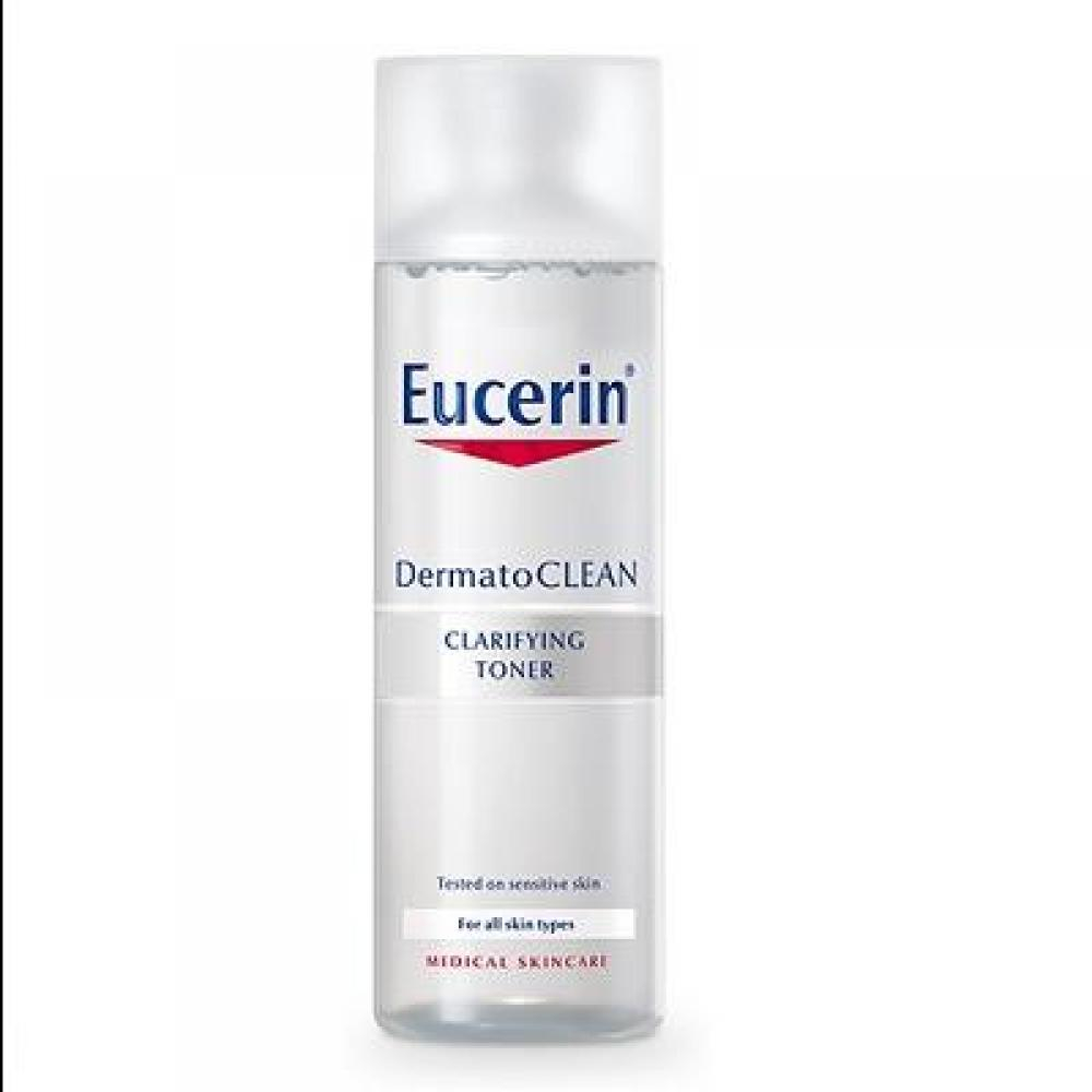 EUCERIN DermatoCLEAN Čistící pleťový voda 200 ml