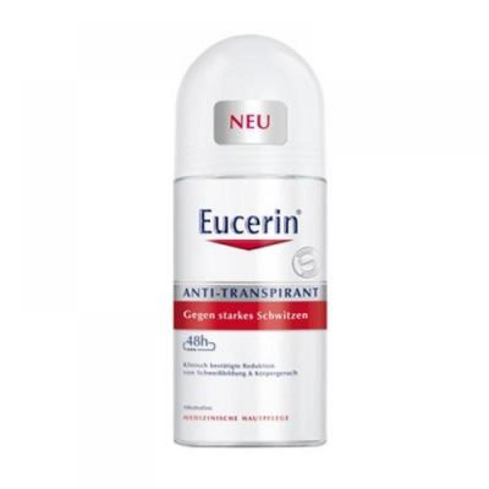 Eucerin deodorant roll-on 50 ml