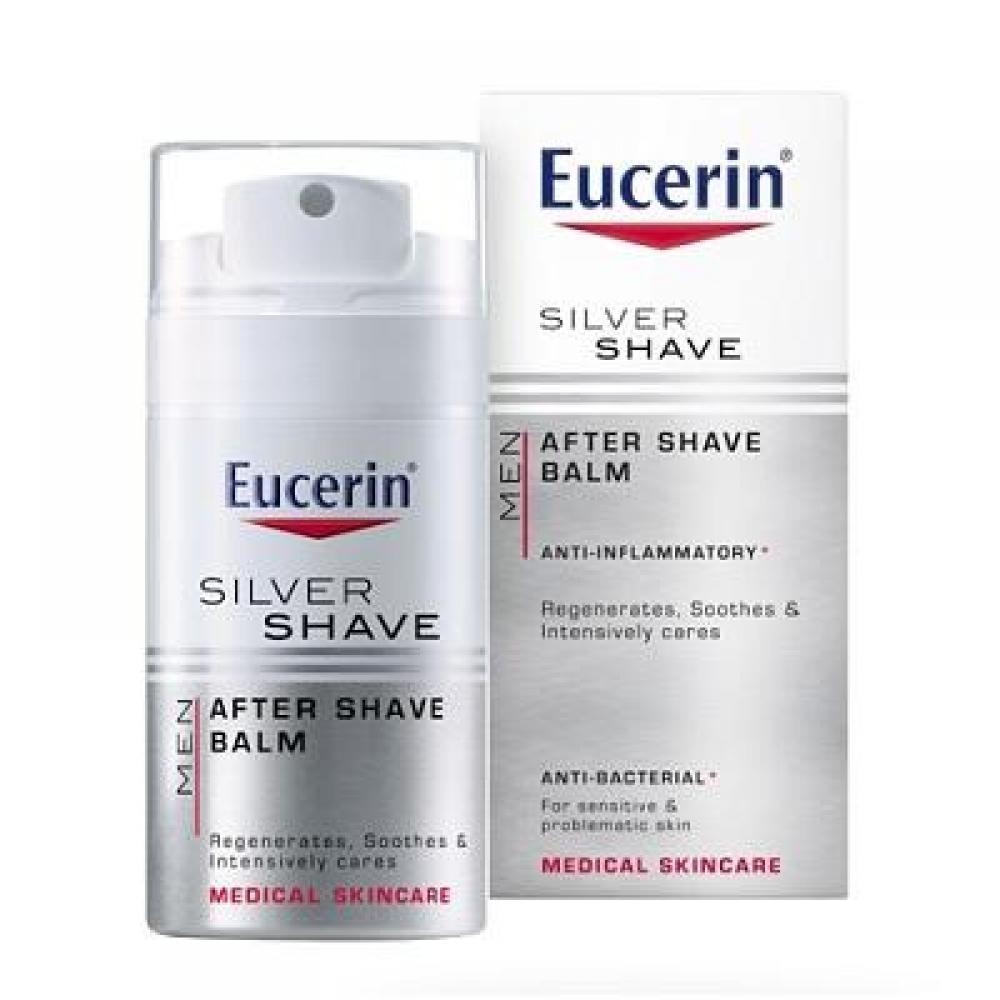 EUCERIN MEN Balzám po holení SILVER SHAVE 75 ml