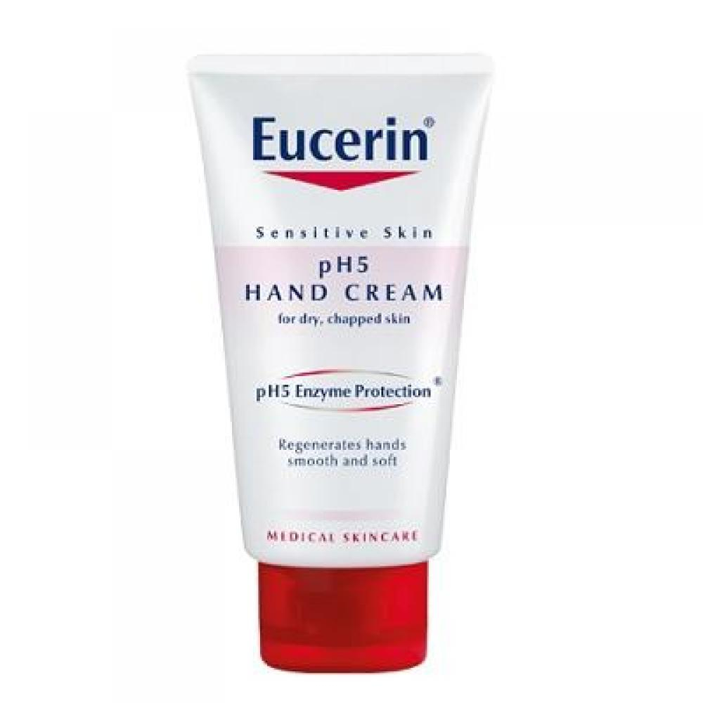 EUCERIN pH5 Regenerační krém na ruce 75 ml