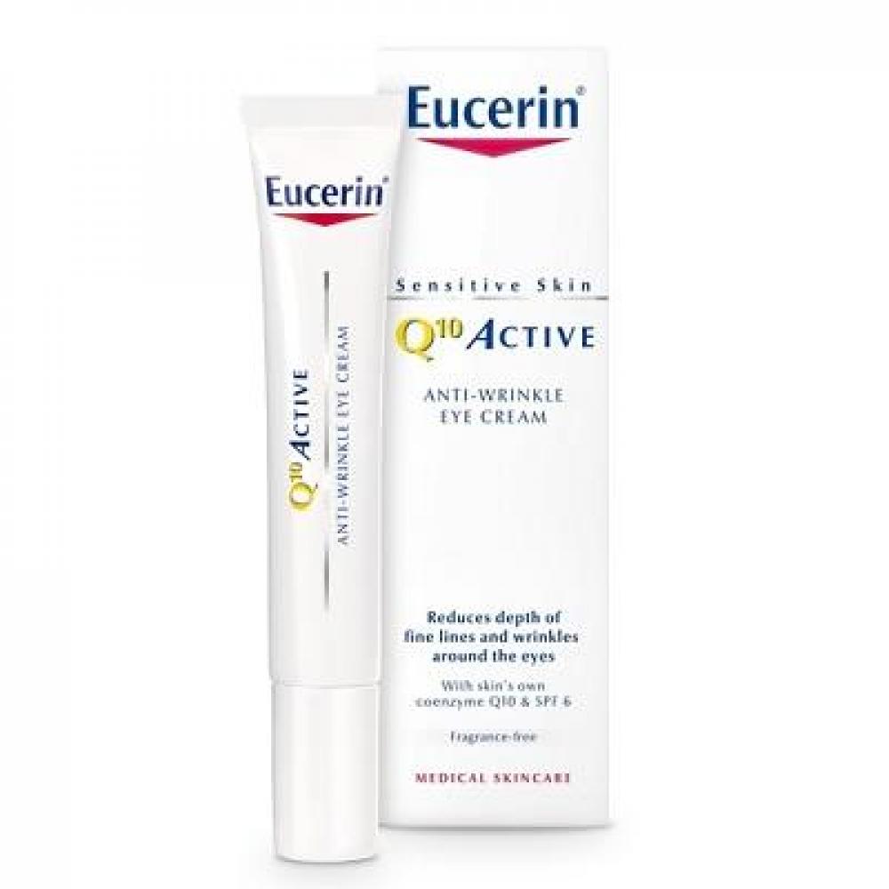 EUCERIN Q10 ACTIVE Oční krém proti vráskám 15 ml