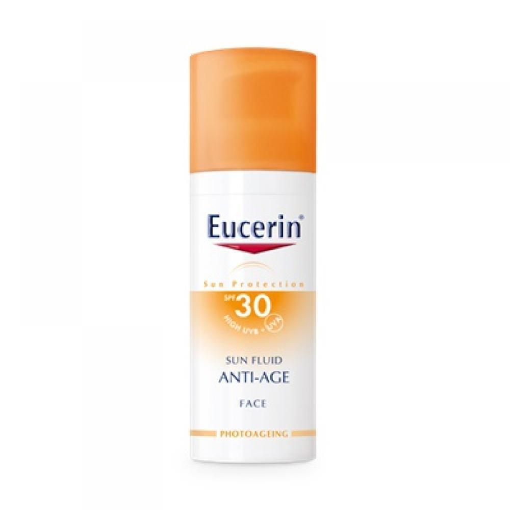 EUCERIN Sun Emulze na opalování proti vráskám SPF 30 50 ml