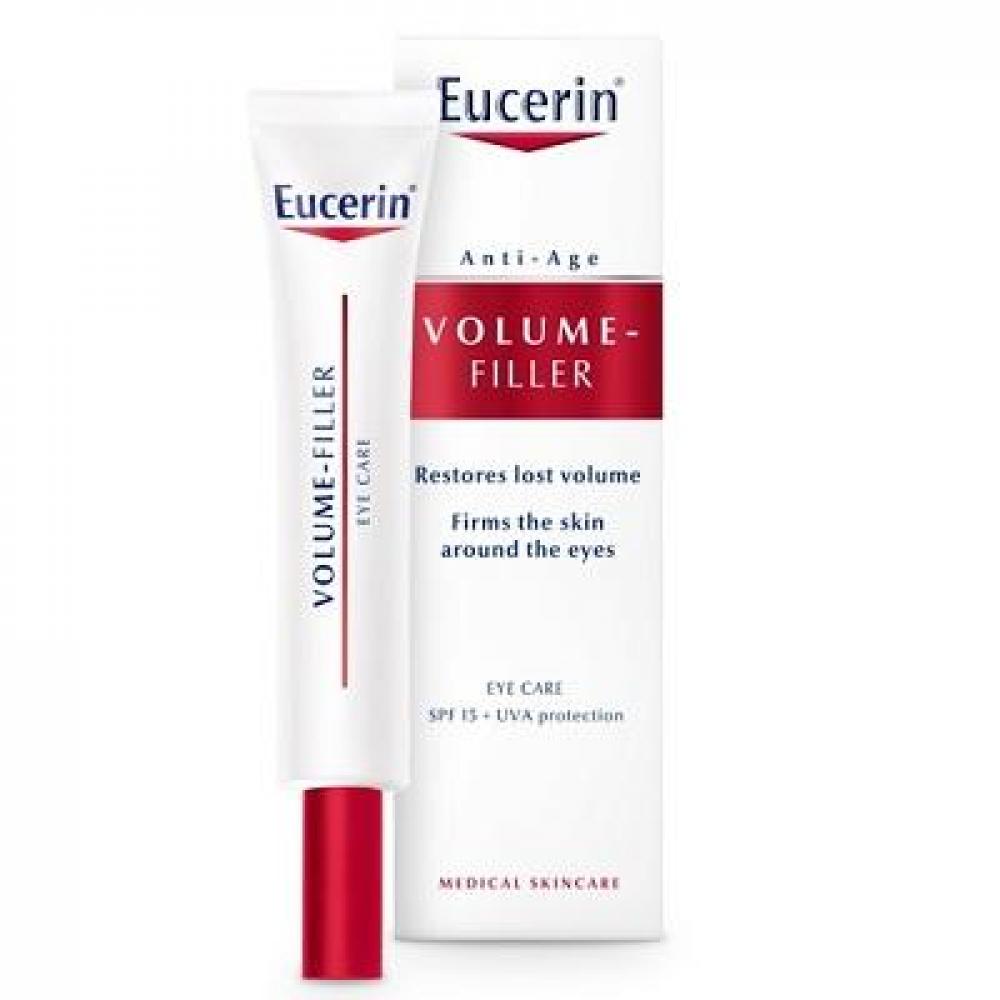 EUCERIN VOLUME–FILLER Remodelační oční krém 15 ml poškozený obal