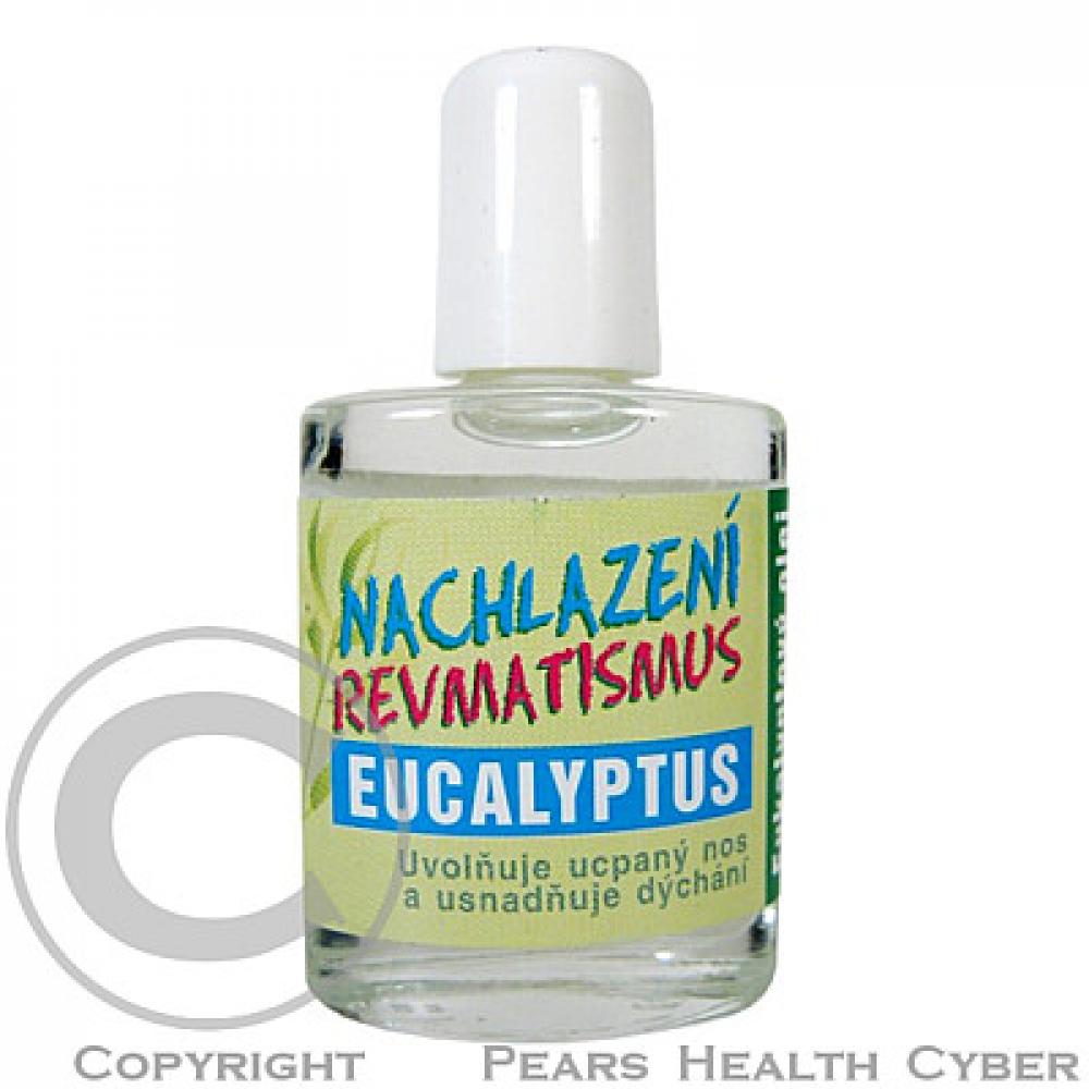 Eukalyptový olej 100 % 15 ml