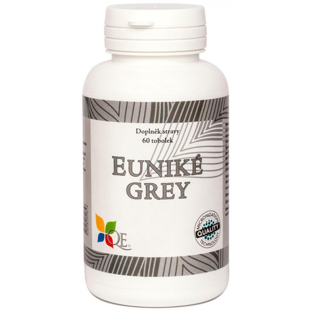 Euniké Grey - chelát hořčíku, niacin, B6, kyselina listová 60 tbl.