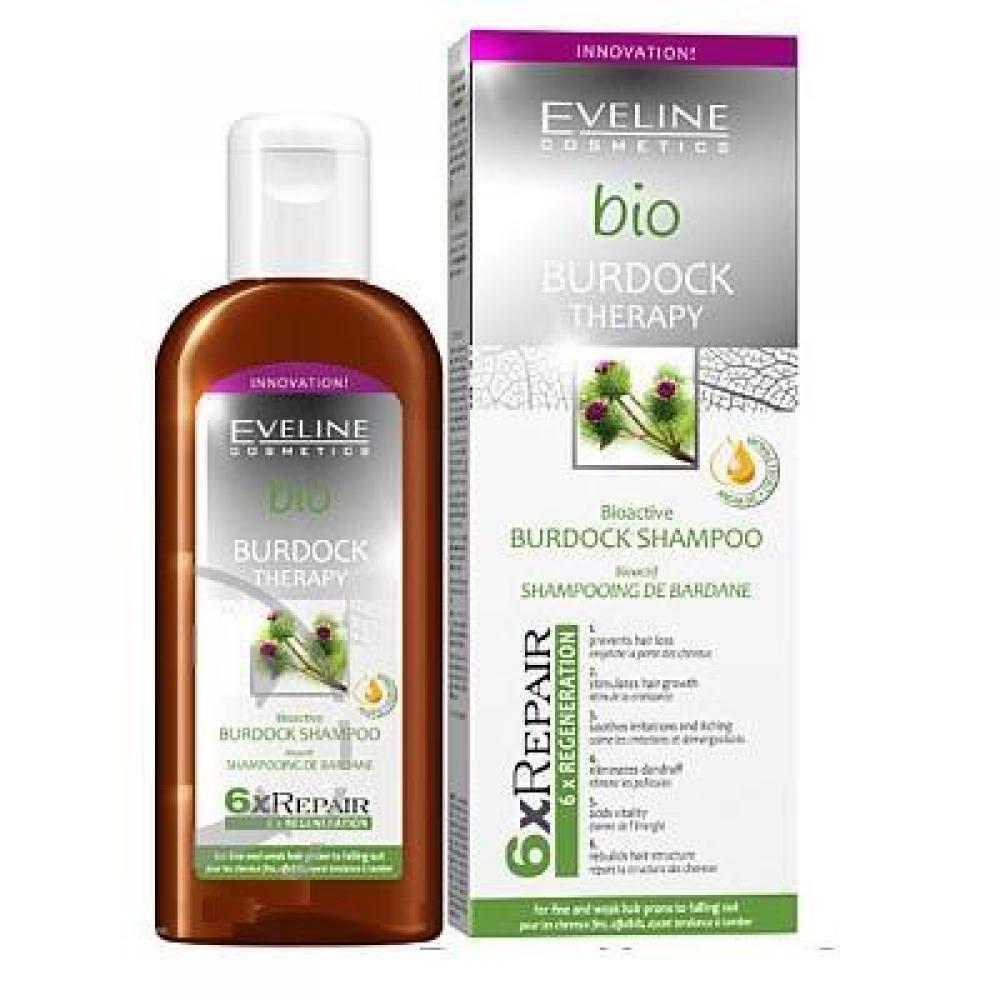EVELINE bioBURDOCK šampon na vlasy 150 ml