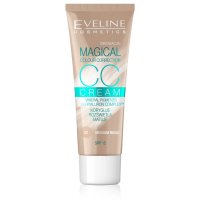 EVELINE COSMETICS Magical Correction - CC krém MEDIUM BEIGE 30ml