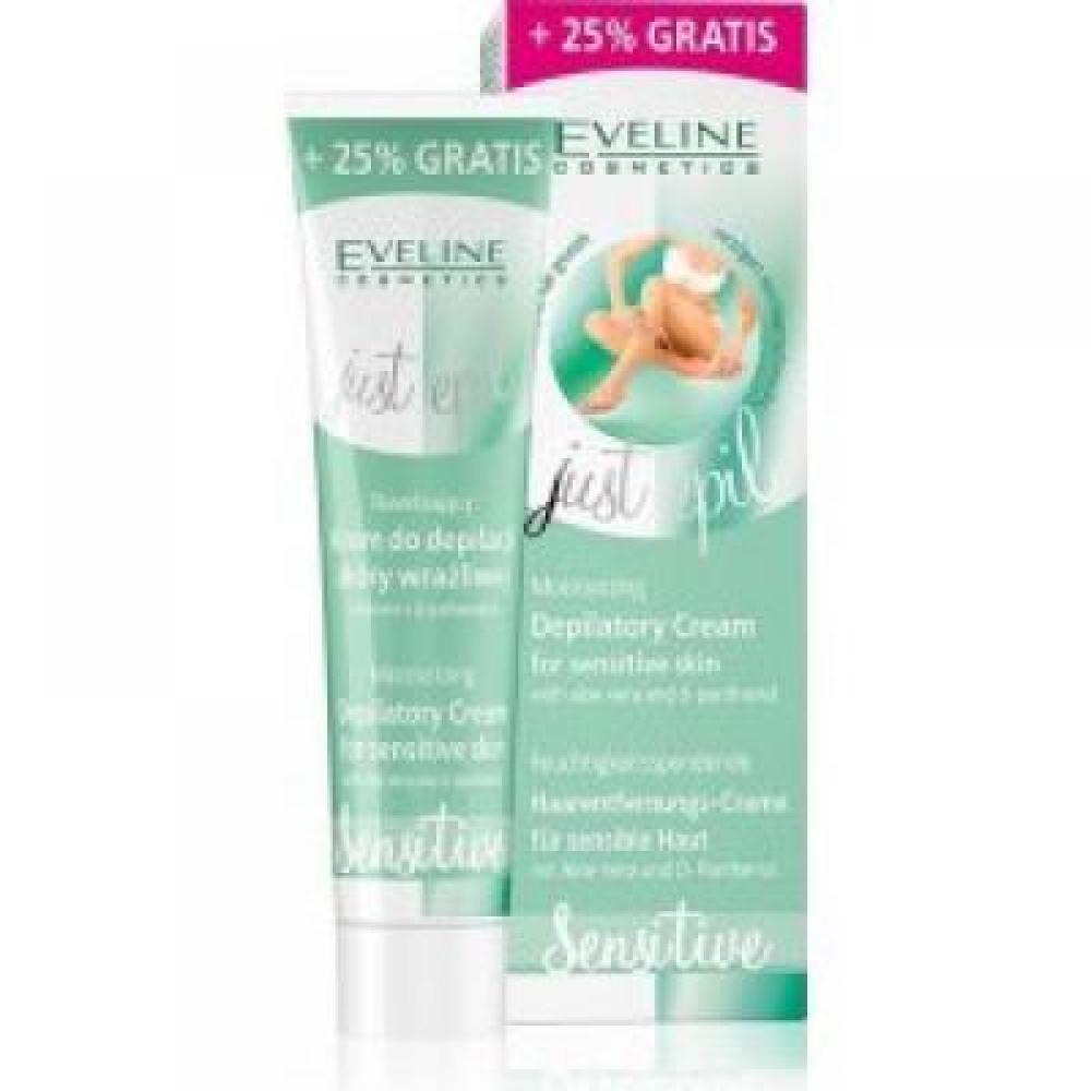 EVELINE Depilační krém pro citlivou pokožku 125ml