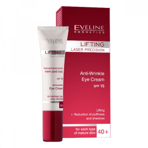 EVELINE Lifting Laser Precision 40+ Oční krém 15 ml