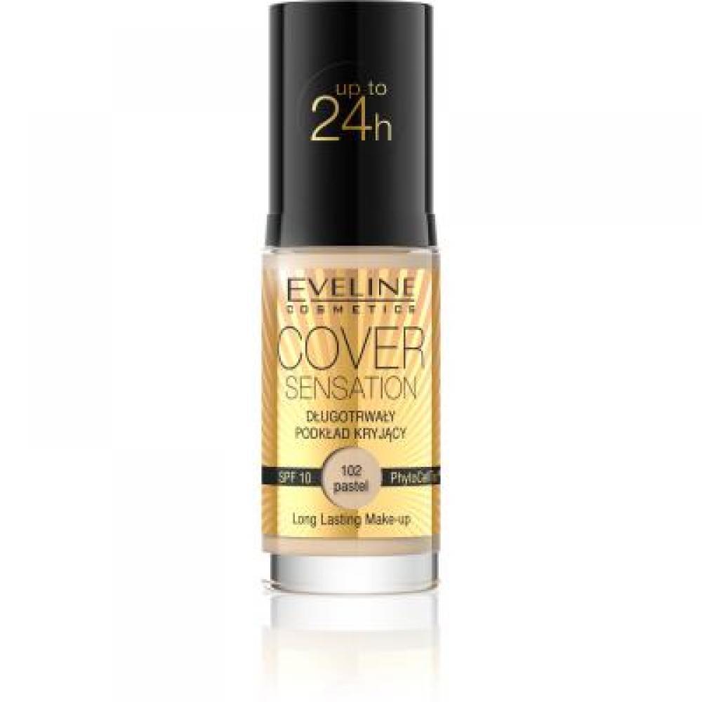 EVELINE make-up Cover Sensation - pastelová 30 ml