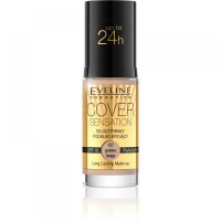 EVELINE make-up Cover Sensation - zlatě béžová 30 ml