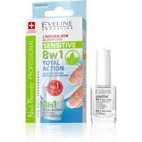 EVELINE SPA Nail Total 8v1 SENSITIVE - Kondicionér na nehty