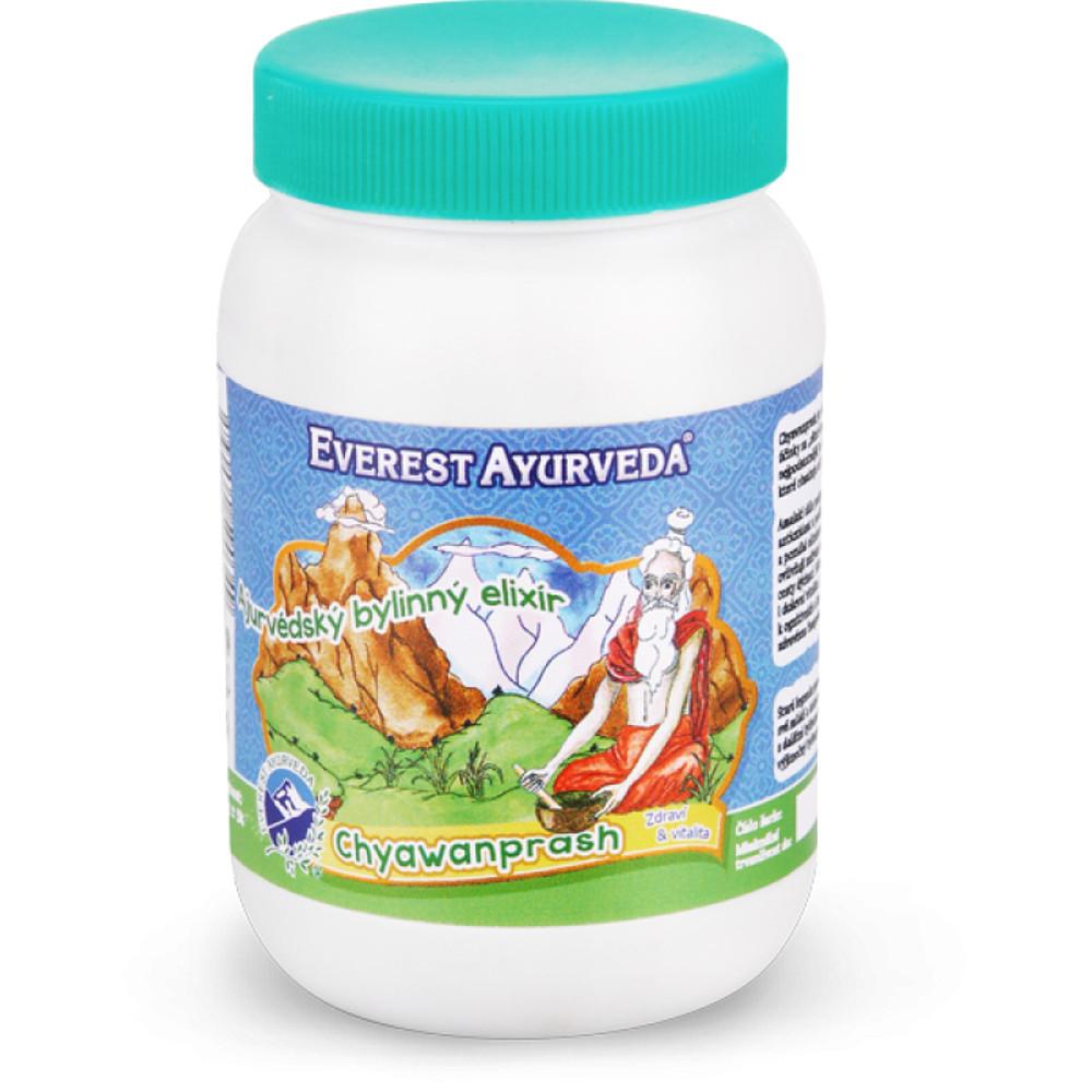 EVEREST-AYURVEDA CHYAWANPRASH Zdraví & imunita 300 g bylinného džemu