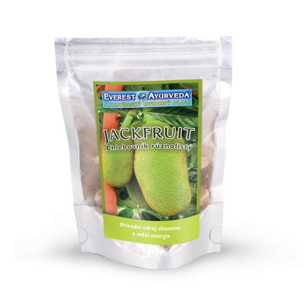 EVEREST-AYURVEDA JACKFRUIT Vitamín C, A & vápník 100 g sušeného ovoce