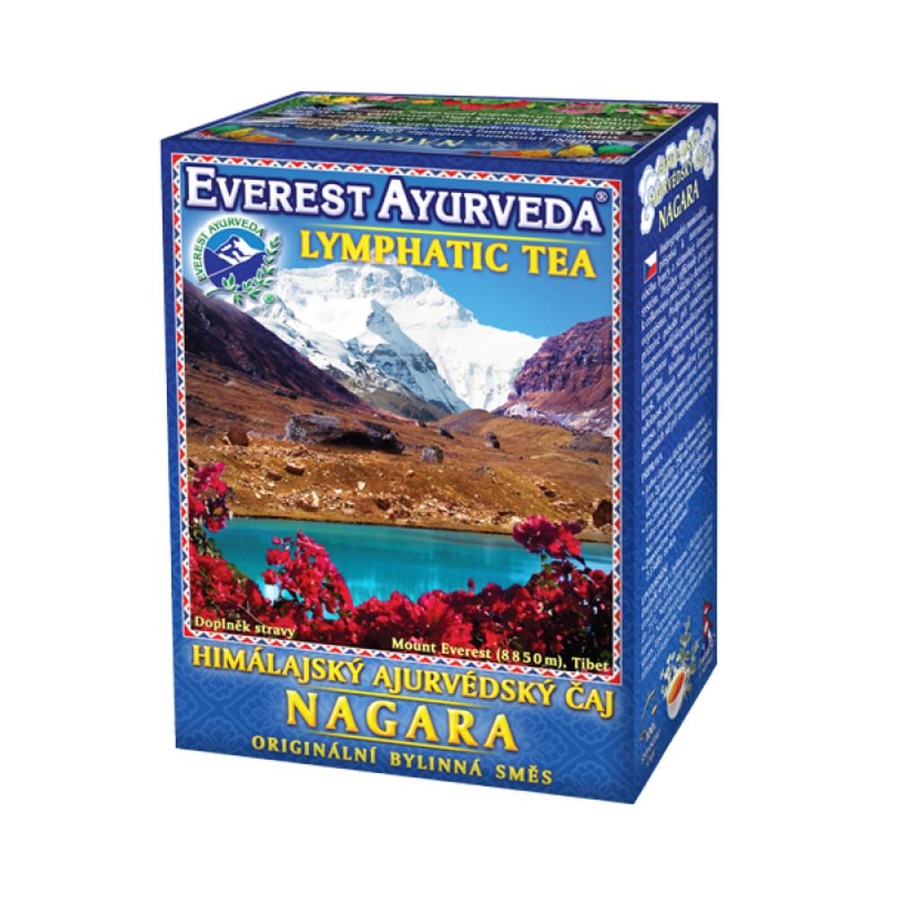 EVEREST-AYURVEDA NAGARA Lymfatický systém 100 g sypaného čaje