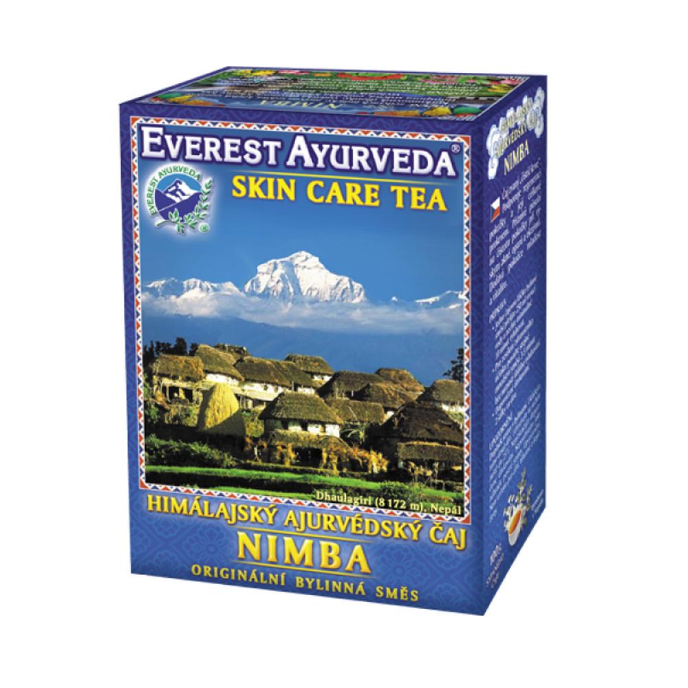 EVEREST-AYURVEDA NIMBA Péče o pokožku 100 g sypaného čaje