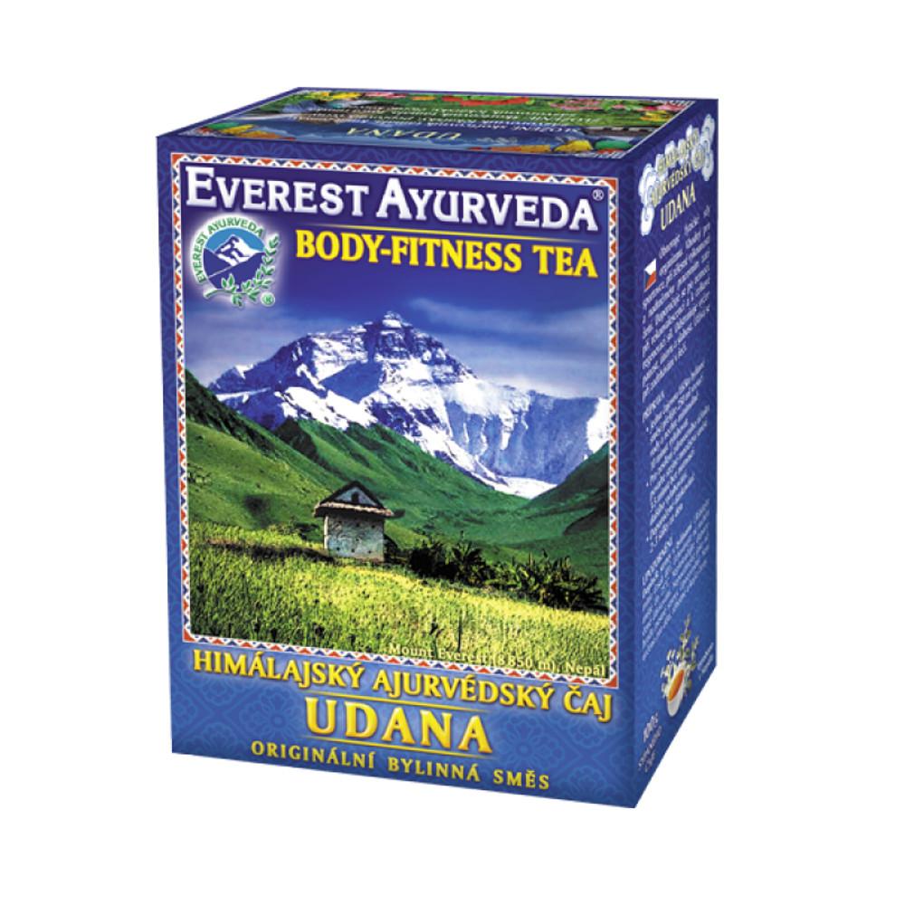 EVEREST-AYURVEDA UDANA Povzbuzení & zvýšení výkonnosti 100 g sypaného čaje