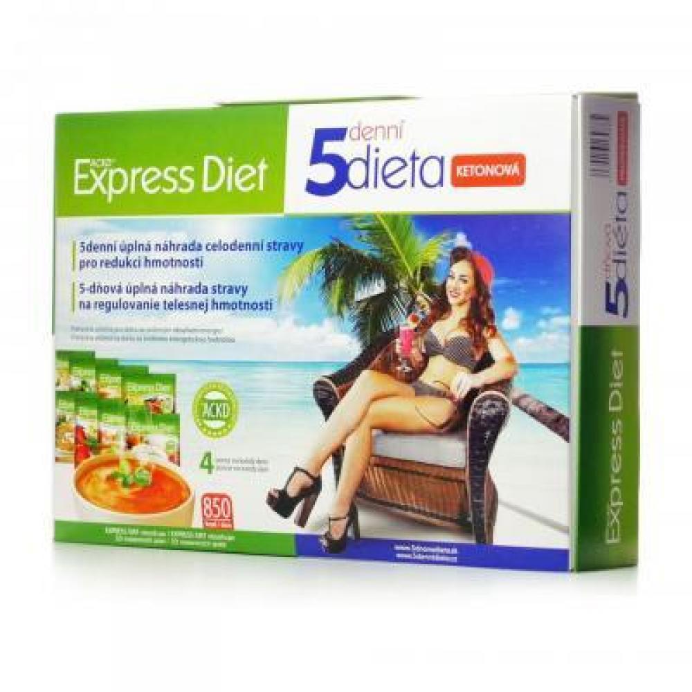 GOOD NATURE Express Diet 5denní proteinová dieta 20x55 g výprodej